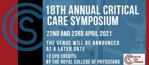 18th Annual Critical Care Symposium