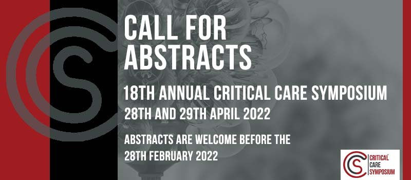 Call For Abstracts 2022